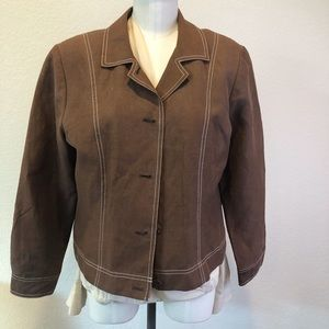 Penbleton jacket size 12